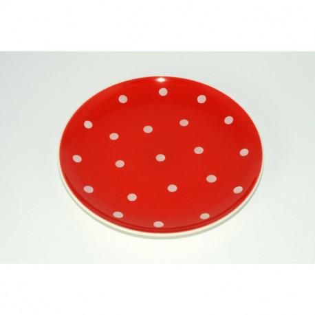 Dezertní talířek Puntík, 20 cm