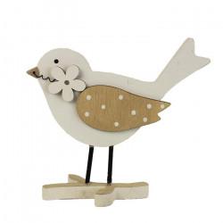 Dekorační ptáček