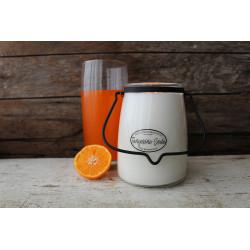 MILKHOUSE CANDLE Tangerine Soda vonná svíčka BUTTER JAR (624 g)