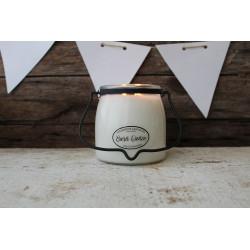 MILKHOUSE CANDLE Barn Dance vonná svíčka BUTTER JAR 2-knotová (454 g)