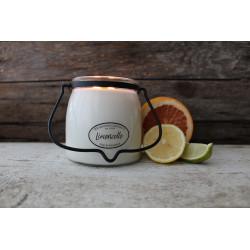 MILKHOUSE CANDLE Limoncello vonná svíčka BUTTER JAR 2-knotová (454 g)