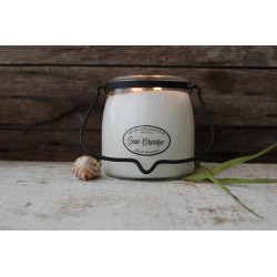 MILKHOUSE CANDLE Sea Breeze vonná svíčka BUTTER JAR 2-knotová (454 g)