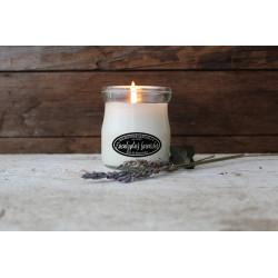 MILKHOUSE CANDLE Eucalyptus Lavender vonná svíčka CREAM JAR (142 g)