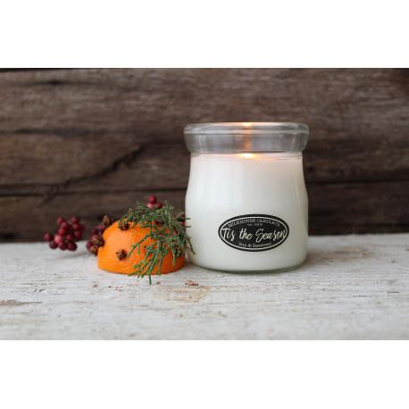 MILKHOUSE CANDLE Tis the Season vonná svíčka CREAM JAR (142 g)