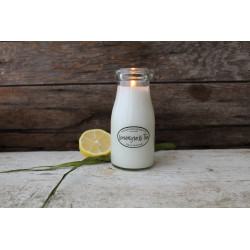 MILKHOUSE CANDLE Lemongrass Tea vonná svíčka MILKBOTTLE (227 g)