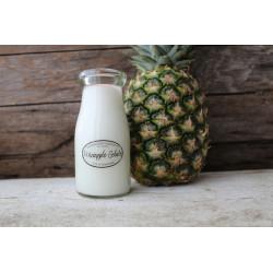 MILKHOUSE CANDLE Pineapple Gelato vonná svíčka MILKBOTTLE (227 g)