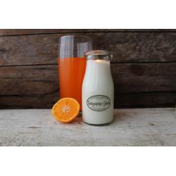 MILKHOUSE CANDLE Tangerine Soda vonná svíčka MILKBOTTLE (227 g)