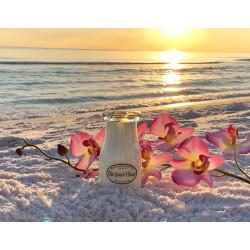 MILKHOUSE CANDLE Tikki Beach vonná svíčka MILKBOTTLE (227 g)