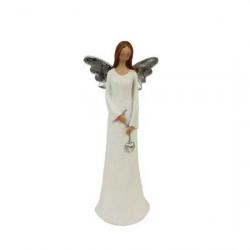 Anděl v bílém