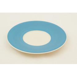 Podšálek espresso Louka modrá
