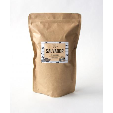 Káva SALVADOR, zrnková