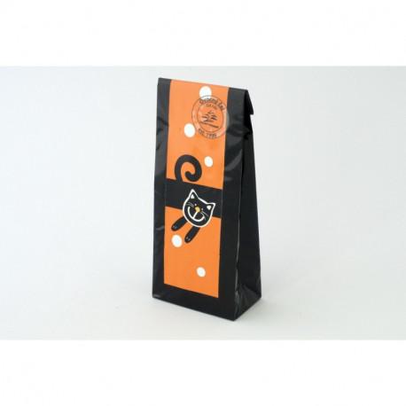 Čaj Lesní Jahoda Veselá kočka, 50 g, Barva Oranžová