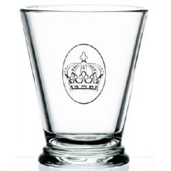 Pohár Symbolic Crown, 260 ml, La Rochére
